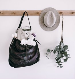 oioi OiOi Protea Drawstring Tote Nappy Bag