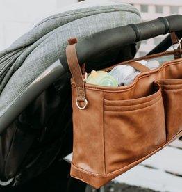 oioi OiOi Stroller Organiser - Tan Caddy