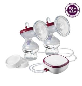 Tommee Tippee TT Made for me double electric breast pump