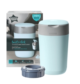Tommee Tippee Tommee Tippee Twist & click Mint Green Anz