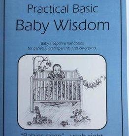 Safe T Sleep Safe T Sleep Baby Wisdom Book