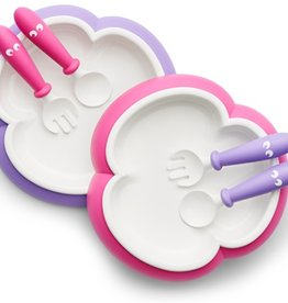 BabyBjorn BabyBjorn Plate, Spoon & Fork 2 Sets