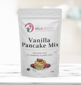 The Milk Pantry The Milk Pantry Vanilla Pancake Mix 350g