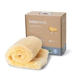 BabyRest Babyrest Natural Lambskin Rug