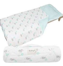 Living Textiles Living Textile Childcare Nap Mat (pillow included)