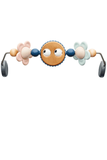 BabyBjorn BabyBjorn Toy for Bouncer, pastel Googly Eyes