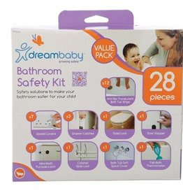 Dreambaby Dreambaby Bathroom Value Pack 28Pc