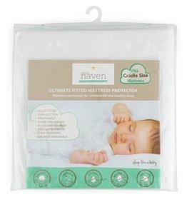 Little Haven Little Haven Cradle mattress Protector (47x92cm)