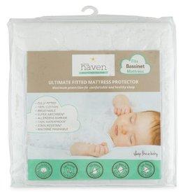 Little Haven Little Haven Bassinet mattress Protector (40x80cm)