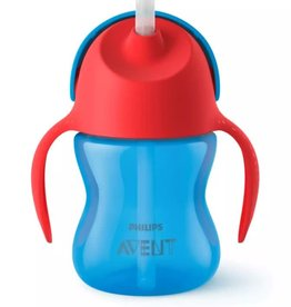 Avent Avent Dinosaur Straw Cup 200ml mixed