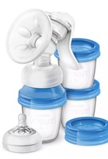 Avent Avent Manual Breast Pump With Cups
