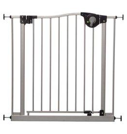 Dreambaby Dreambaby Empire Magnetic Sure-Close Gate - Silver