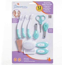 Dreambaby DreamBaby Grooming Kit On Card And Blister 12 Pc