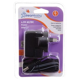 Dreambaby DreamBaby Power Adaptor - 4.5V Ac/Dc