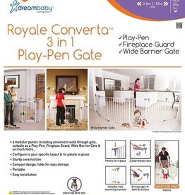 Dreambaby Dreambaby Royale Coverta - 3 In 1 Play Pen