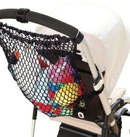 Dreambaby DreamBaby Stroller Net Bag Black