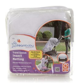 Dreambaby DreamBaby Travel System Insect Netting