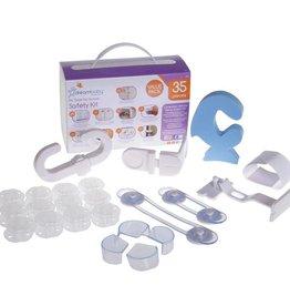Dreambaby Dreambaby No Screws, No Tools Safety Kit 35Pc