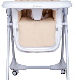 Infa Secure InfaSecure Bliss High/Low Chair Beige