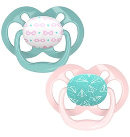 Dr Browns Dr Brown's Advantage Pacifier, Stage 2, 2 Pack