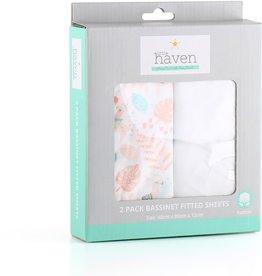 Little Haven Little Haven LLama 2Pk Bassinet Sheets