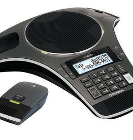 VTech VTech VCS702A ErisStation Conference Phone with 2 Wireless Microphones