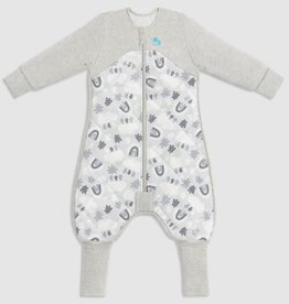 Love To Dream Love To Dream Sleep Suit with Organic Cotton and Australian Merino Wool  - 2.5 TOG Grey - Rain to Rainbow
