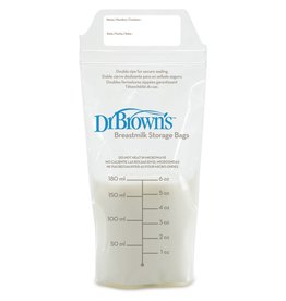 Dr Browns Dr Browns Breastmilk Storage Bags (25pk)