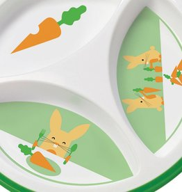 Dr Browns Dr Browns Divided Plate - 2 Pack