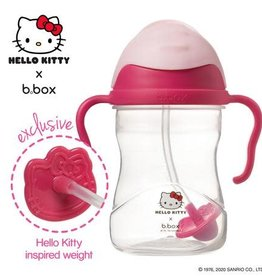 Bbox BBox Hello Kitty sippy cup pop star - pink/red