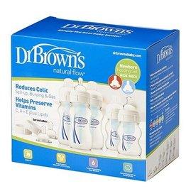 Dr Browns Dr Browns Newborn Feeding Set Wide Neck
