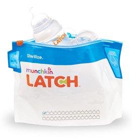 Munchkin Munchkin Latch Sterilizer Bags 6Pk