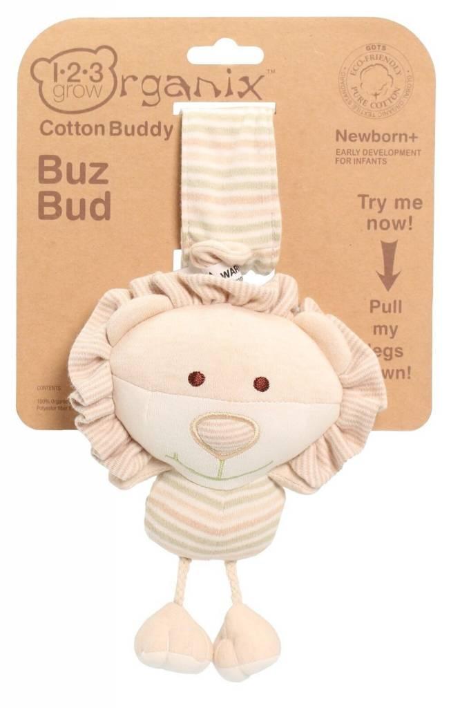 123Grow 1-2-3 Grow Organix Buzz Bud *Vibrating toy*