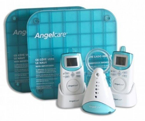 Angelcare Angelcare ACS402 Digital Sound & Movement Monitor