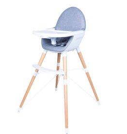 BeBecare BebeCare Zuri Hi-Rise Chair Natural