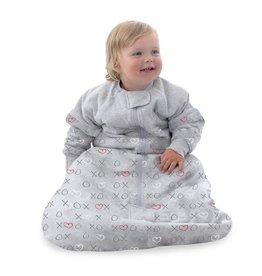 Bubba Blue Silver Mist 2.5 Tog Convertible Sleeping Bag