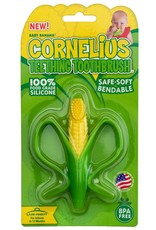 Becalm Baby Baby Tooth Cornelius Corn Teething Toothbrush Infant to 12 Months