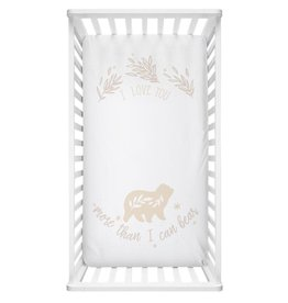 Lolli Living Lolli Living Fitted sheet - More Than I Can Bear
