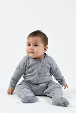 Babu Babu Interlock Organic Cotton All-in-One -Raccoon