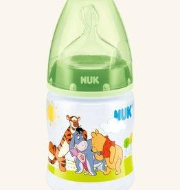 NUK NUK Pooh Silicone Bottle