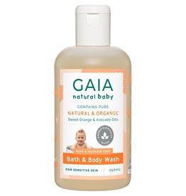 Gaia Gaia Bath & Body Wash 250ml