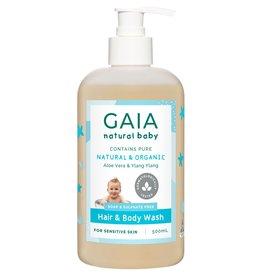 Gaia Gaia Hair & Body Wash 500ml