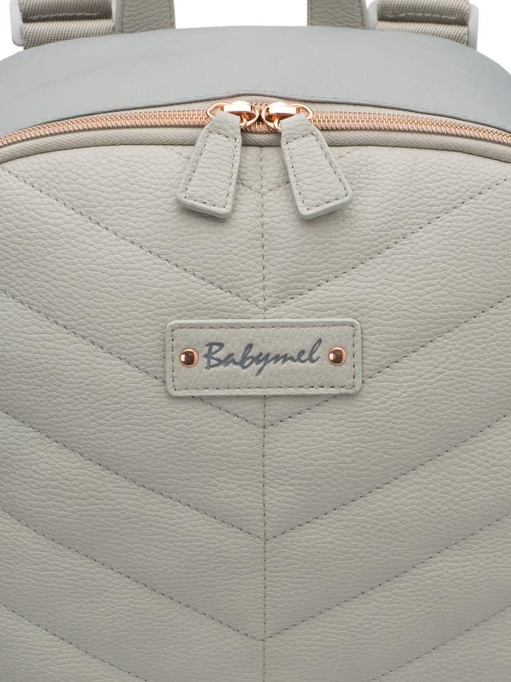 Babymel Babymel Gabby Vegan Leather Backpack