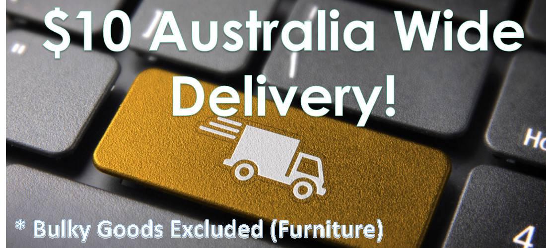 $10 Australia Wide Delivery