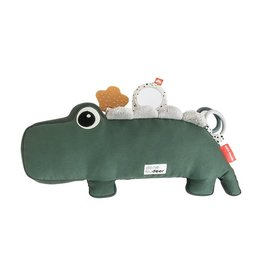 Done ByDeer Done by Deer Tummy Time Activity Toy Croco (41 x 18 x 10cm)