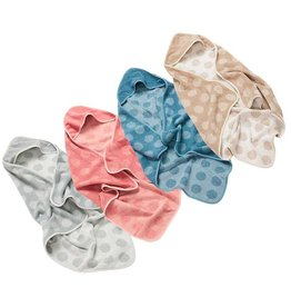 Leander Leader Organic Hooded Towel for Matty