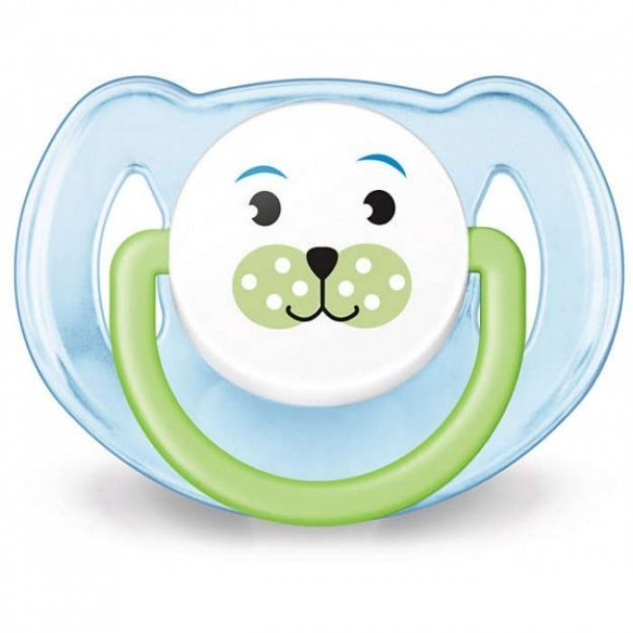 Avent Avent 182 Soother Animal 0% Bpa 2Pk