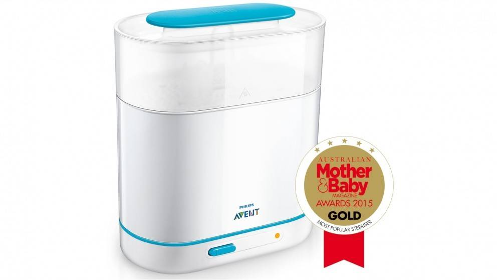 Avent Avent 285 3 In 1 Steam Steriliser