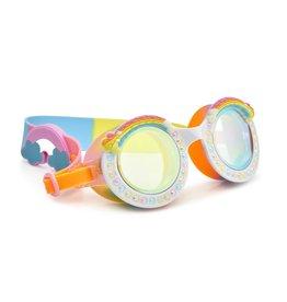 Bling2O Bling2O Girl's Goggles Good Vibes Rainbow