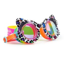 Bling2O Bling2O Girl's Goggles Talk to the Paw Midnight Meow Multi